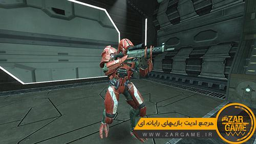 دانلود پک اسکین های Geth از بازی تاثیر فراگیر 3 برای بازی کانتر استرایک سورس (CS:S)