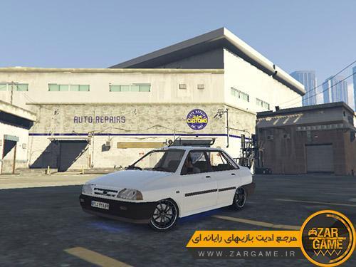 دانلود خودروی پراید 131 برای بازی GTA V