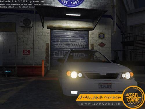 دانلود خودروی پراید 111 برای بازی GTA V
