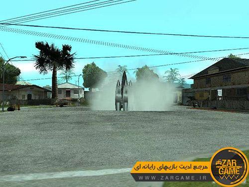 دانلود مود پرواز به فضا برای بازی (GTA 5 (San Andreas