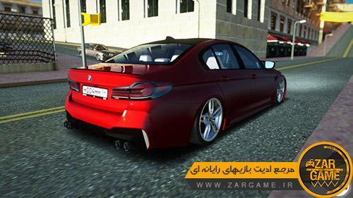 دانلود ماشین 2021 BMW M5 QuantumW برای بازی GTA San Andreas