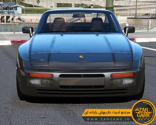 دانلود خودروی Porsche 944 Turbo 1989 برای بازی GTA V