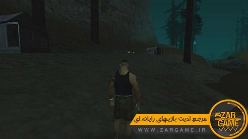 دانلود مد راز گورستان غرق شده برای بازی GTA San Andreas
