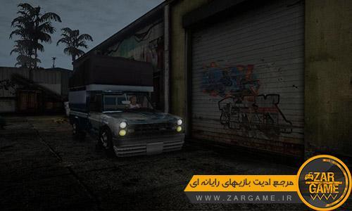 دانلود خودرو نیسان زامیاد برای بازی GTA San Andreas