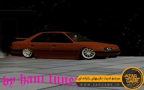 دانلود خودروی پژو 405 تیونینگ برای بازی GTA San Andreas