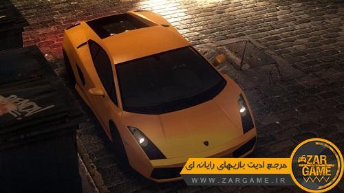 دانلود خودروی 2006 Lamborghini Gallardo Superleggera برای بازی GTA IV