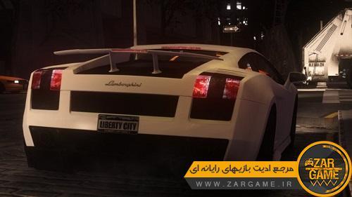دانلود خودروی 2006 Lamborghini Gallardo Superleggera برای بازی GTA IV (GTA 4)