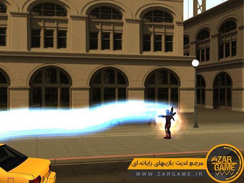 دانلود مد مرد آهنی | Iron Man برای بازی GTA San Andreas
