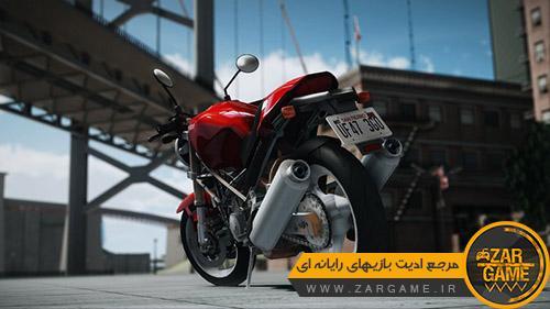 دانلود موتورسیکلت Ducati Monster 900 1993 برای بازی GTA San Andreas