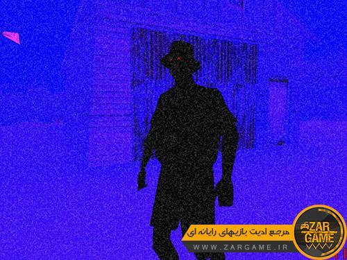 دانلود مد ترسناک حمله سایه ها برای بازی GTA San Andreas
