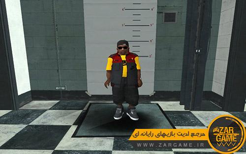 دانلود پک اسکین های کودکی CJ برای بازی GTA San Andreas