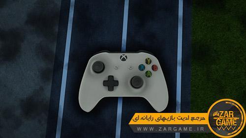 دانلود هواپیمای با طرح دسته Xbox برای بازی GTA San Andreas