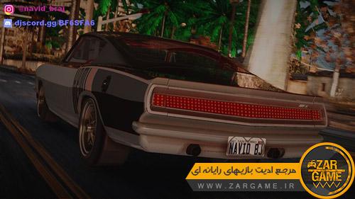دانلود خودرو کلاسیک 1968 Plymouth Formula S Barracuda Hemi-S برای بازی GTA San Andreas