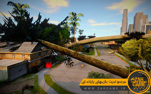 دانلود مد آخرالزمان برای بازی GTA San Andreas