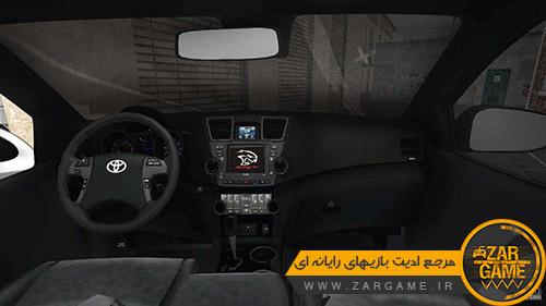 دانلود خودرو 2021 Toyota Hilux invincible برای بازی GTA San Andreas