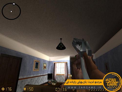 دانلود HUD Counter Stike 1.6 برای بازی GTA San Andreas