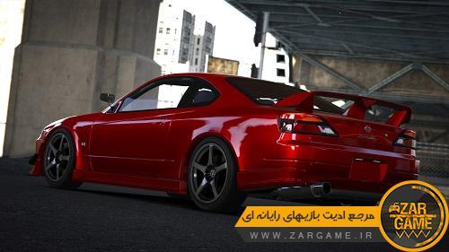 دانلود خودروی 2002 Nissan Silvia برای بازی GTA V