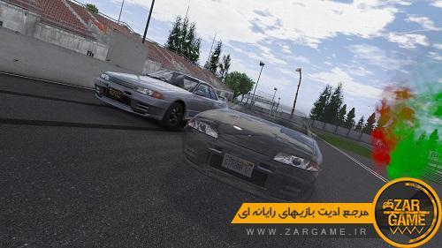 دانلود مود مسابقه در برابر خود برای بازی GTA V