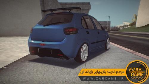 دانلود خودروی تیبا 2 نیمه تیونینگ برای بازی GTA 5 (San Andreas)