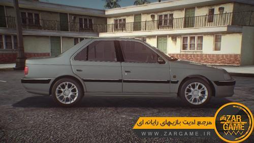 دانلود خودروی پژو پارس (پرشیا) برای بازی GTA 5 (San Andreas)