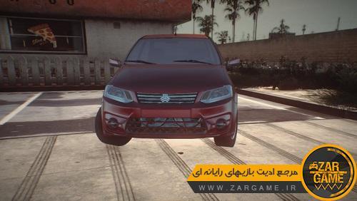 دانلود خودروی سایپا ساینا باکیفیت برای بازی GTA 5 (San Andreas)