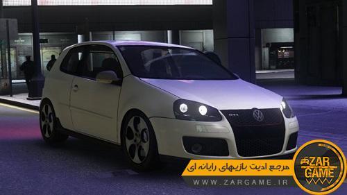 دانلود خودروی Volkswagen Golf GTI MK5 برای بازی GTA 4 (GTA IV)