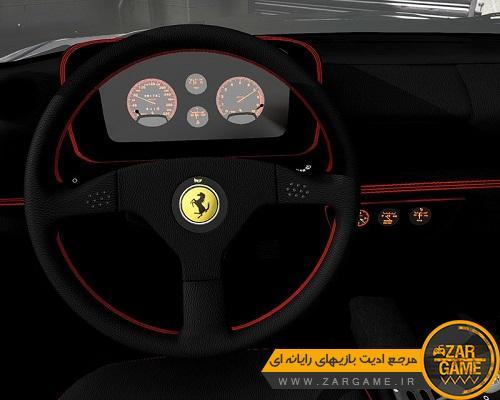 دانلود خودروی Ferrari 512 TR 1991 برای بازی GTA V