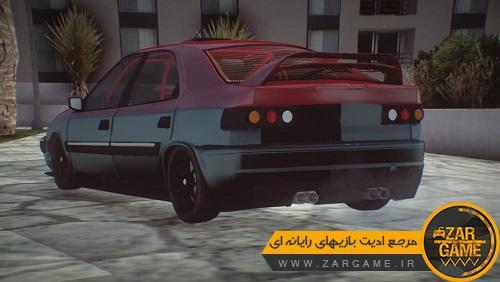 دانلود خودروی سیتروئن زانتیای نیمه تیونینگ برای بازی GTA 5 (San Andreas)