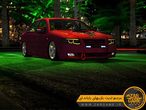 دانلود خودروی سمند سورن تیونینگ برای بازی GTA San Andreas