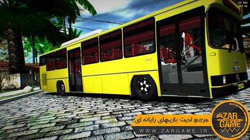 دانلود اتوبوس بنز 457 ایرانی برای بازی GTA San Andreas