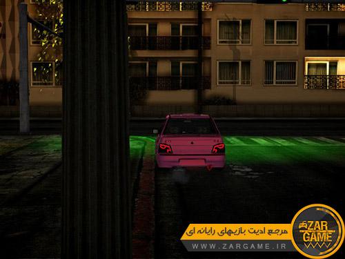 دانلود خودروی پراید 132 تیونینگ برای بازی GTA San Andreas