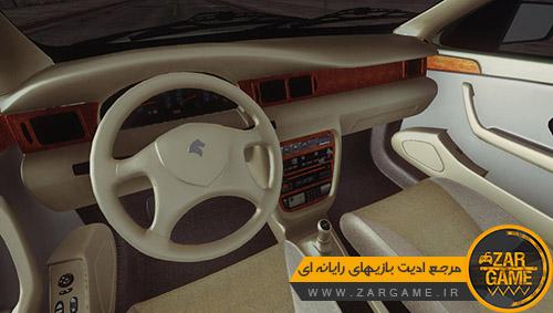 دانلود خودروی ایرانی سمند X7 برای بازی GTA San Andreas