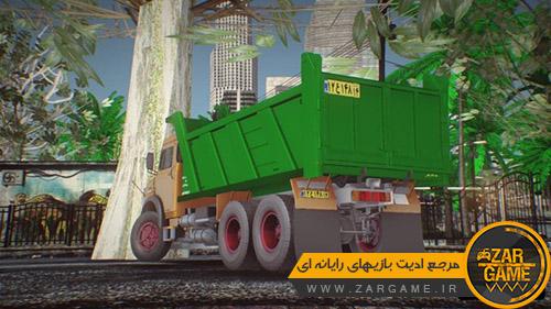 دانلود کامیون ایرانی بنز 1969 برای بازی GTA San Andreas