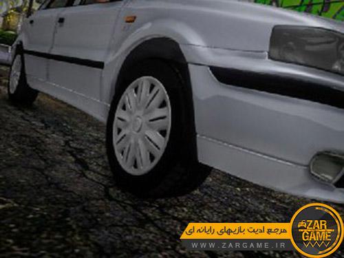 دانلود خودروی سمند EF7 برای بازی GTA San Andreas