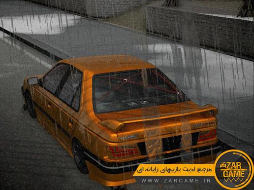 دانلود خودروی پژو 405 RD تیونینگ برای بازی GTA San Andreas