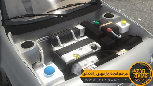 دانلود خودروی سمند LX مدل 2014 برای بازی GTA IV