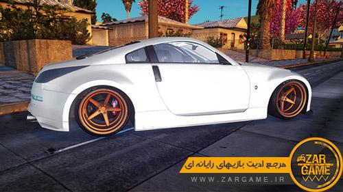 دانلود خودروی NISSAN 350Z برای بازی GTA San Andreas