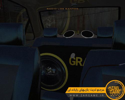 دانلود خودروی پژو 405 SLX توسط Rafsi برای بازی GTA San Andreas