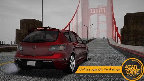 دانلود خودروی MazdaSpeed 3 برای بازی GTA 5 (San Andreas)