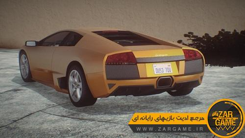 دانلود خودروی Lamborghini Murcielago LP640 برای بازی GTA 5 (San Andreas)