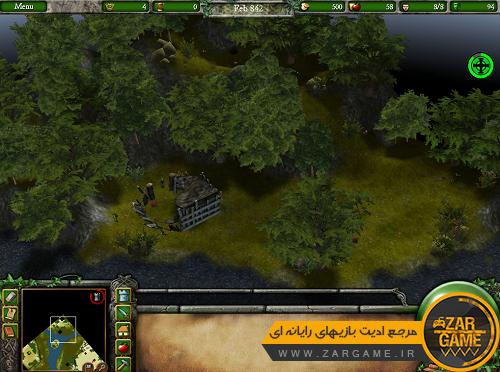 دانلود مرحله North West Enemy برای بازی جنگ های صلیبی