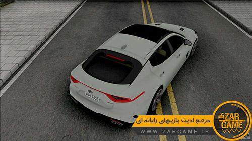 دانلود ماشین Kia Stinger GT برای بازی (GTA 5 (San Andreas