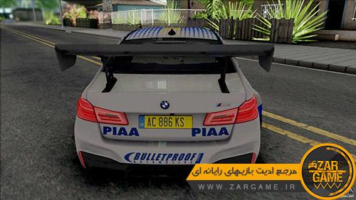 دانلود خودروی BMW M5 Sidewinder برای بازی (GTA 5 (San Andreas