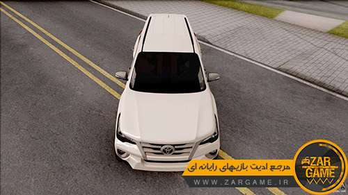دانلود ماشین Toyota Forturner 2017 برای بازی (GTA 5 (San Andreas