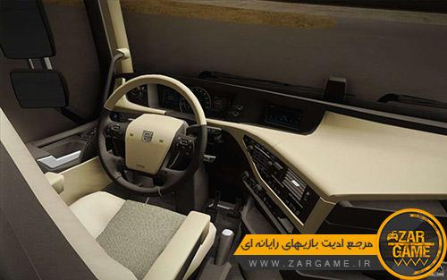 دانلود کامیون Volvo FH 750 2014 برای بازی (GTA 5 (San Andreas