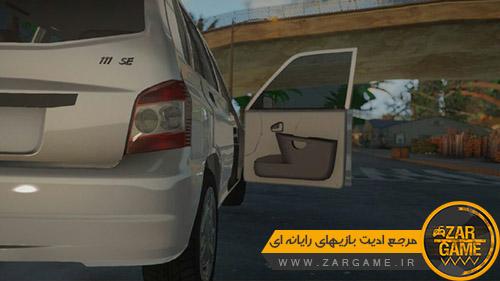 دانلود خودروی پراید 111 SE برای بازی GTA San Andreas