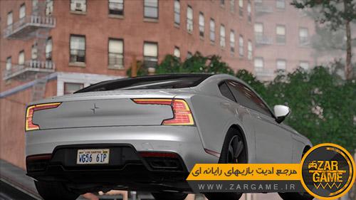 دانلود خودروی 2020 Polestar 1 برای بازی GTA San Andreas