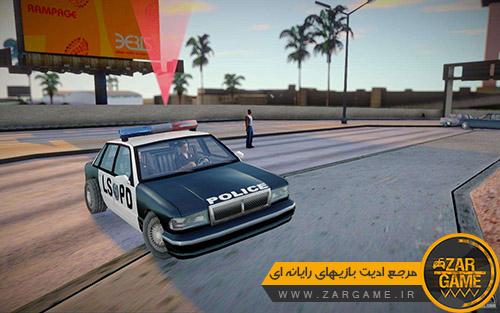 دانلود مود تماس گرفتن با پلیس برای بازی (GTA 5 (San Andreas