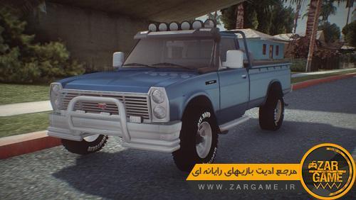 دانلود خودروی نیسان زامیاد آفرود برای بازی GTA 5 (San Andreas)