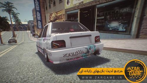 دانلود خودروی پراید 131 تیونینگ برای بازی GTA 5 (San Andreas)